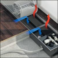 Конвекторы Varmann Qtherm (с вентилятором)