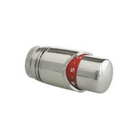 Термостатическая головка Hummel Designtechnik M30x1,5, блестящий хром
