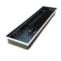 Внутрипольные конвекторы iTermic ITTL, высота 70 мм, глубина 160 мм