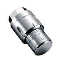 """Термовентическая головка Oventrop """"Uni SH"""" M30x1,5, блестящий хром"""