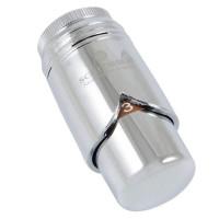 Термостатическая головка SCHLOSSER Brillant M30x1,5 SH, хром