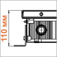 серия ITTB, высота 110 мм