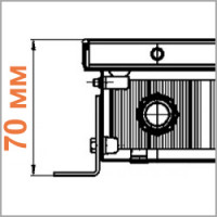 серия ITTL, высота 70 мм