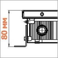 серия КВ, высота 80 мм