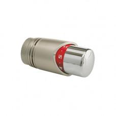 Термостатическая головка Hummel Designtechnik M30x1,5, никелированный