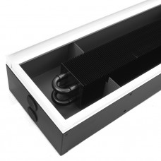 Внутрипольные конвекторы iTermic ITT Maxi, высота 190 мм, глубина 200 мм
