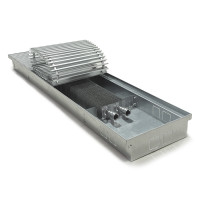 Внутрипольные конвекторы iTermic ITTZ, высота 75 мм, глубина 200 мм