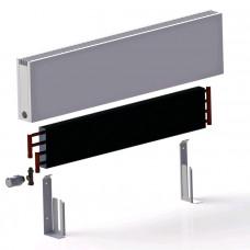 Настенные конвекторы iTermic ITF/W (высота 400 мм, глубина 150 мм)