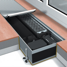 Внутрипольные конвекторы MOHLENHOFF QSK EC, высота 110 мм, глубина 260 мм