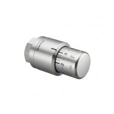 """Термостатическая головка Oventrop """"Uni SH"""" M30x1,5, матовая сталь"""