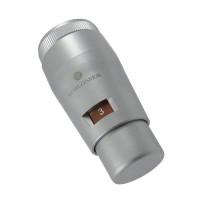 Термостатическая головка SCHLOSSER Mini Brillant M30x1,5 SH, сатин