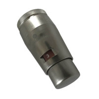 Термостатическая головка SCHLOSSER Mini Brillant M30x1,5 SH, сталь