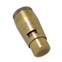 Термостатическая головка SCHLOSSER Mini Brillant M30x1,5 SH, латунь