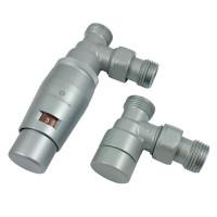 """Комплект термостатический SCHLOSSER Elegant Mini 1/2""""xM22x1,5 угловой, сатин"""