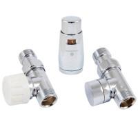 """Комплект термостатический SCHLOSSER Elegant Mini 1/2""""xM22x1,5 прямой, хром"""